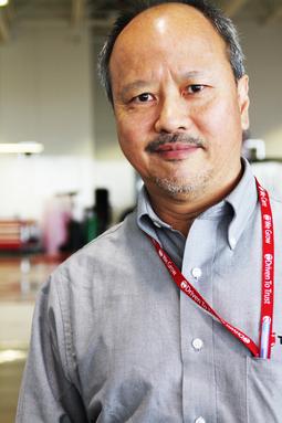 Albert  Hung