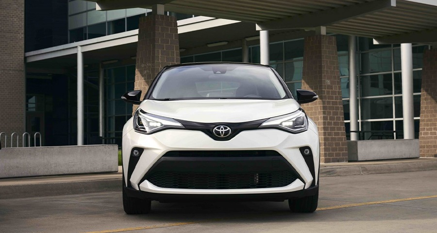 2021 Toyota CH-R LE