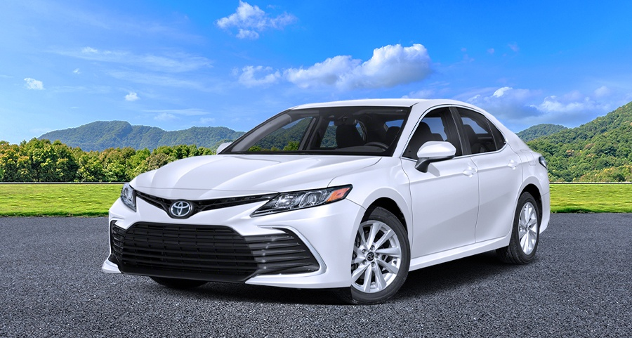 2022 Toyota Camry LE