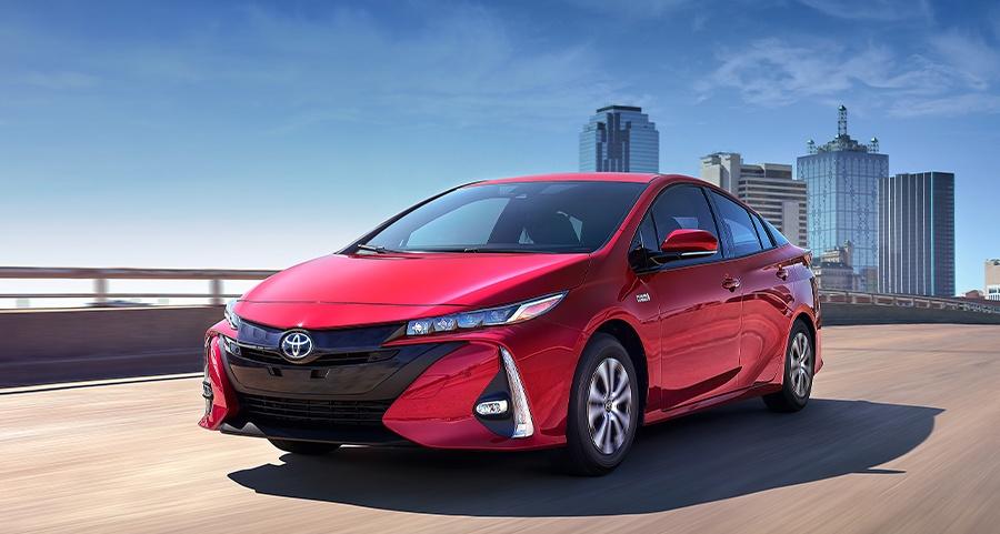 2022 Toyota Prius Prime Plug-In