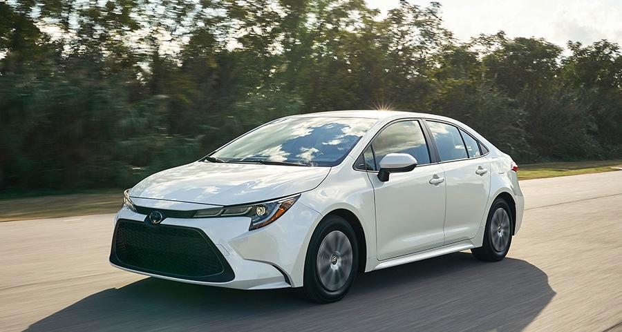 2022 Toyota Corolla L